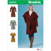 Simplicity Sewing Pattern 8990