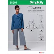 Simplicity Sewing Pattern 8991