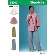 Simplicity Sewing Pattern 8993