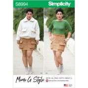 Simplicity Sewing Pattern 8994