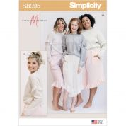 Simplicity Sewing Pattern 8995