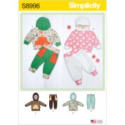 Simplicity Sewing Pattern 8996
