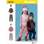 Simplicity Sewing Pattern 8997