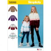 Simplicity Sewing Pattern 8999