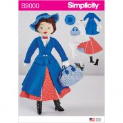 Simplicity Sewing Pattern 9000