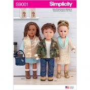 Simplicity Sewing Pattern 9001