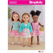 Simplicity Sewing Pattern 9002