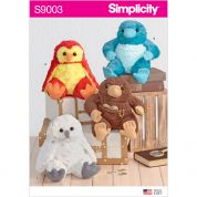 Simplicity Sewing Pattern 9003