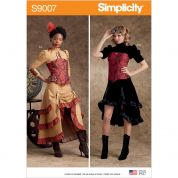 Simplicity Sewing Pattern 9007