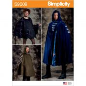 Simplicity Sewing Pattern 9009