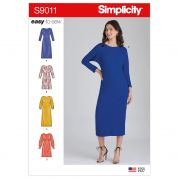 Simplicity Sewing Pattern 9011