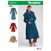 Simplicity Sewing Pattern 9015