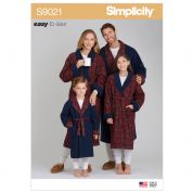 Simplicity Sewing Pattern 9021