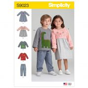 Simplicity Sewing Pattern 9023