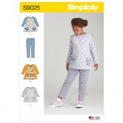 Simplicity Sewing Pattern 9025