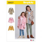 Simplicity Sewing Pattern 9027