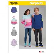 Simplicity Sewing Pattern 9028