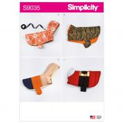 Simplicity Sewing Pattern 9035