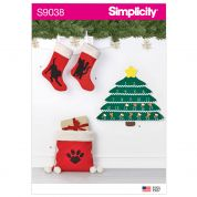 Simplicity Sewing Pattern 9038