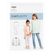 Simplicity Sewing Pattern 9054