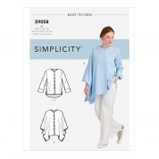 Simplicity Sewing Pattern 9058