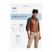 Simplicity Sewing Pattern 9087