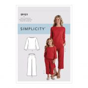 Simplicity Sewing Pattern 9121