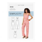 Simplicity Sewing Pattern 9125
