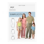 Simplicity Sewing Pattern 9127