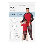 Simplicity Sewing Pattern 9128