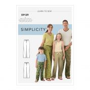 Simplicity Sewing Pattern 9129