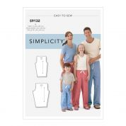 Simplicity Sewing Pattern 9132