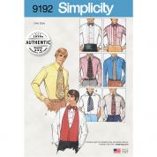 Simplicity Sewing Pattern 9192