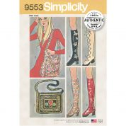 Simplicity Sewing Pattern 9553