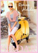 Sirdar Roman Holiday 398 Knitting Pattern Book  DK