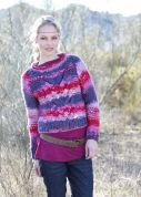 Sirdar Indie Girls 424 Knitting Pattern Book  Super Chunky