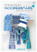 Sirdar The Bumper Book of Accessories No. 1 460 Knitting Pattern Book  DK