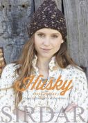 Sirdar Husky 472 Knitting Pattern Book  Super Chunky