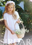 Sirdar Another Beautiful Day 478 Knitting & Crochet Pattern Book  DK