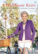 Sirdar Classic Knits From The Sirdar Design Studios 483 Knitting Pattern Book  4 Ply
