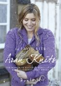 Hayfield 14 Favourite Aran Knits 503 Knitting Pattern Book  Aran