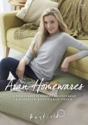 Hayfield Aran Homewares 504 Knitting Pattern Book  Aran
