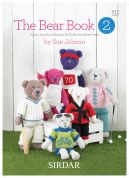 Sirdar The Bear Book 2 512 Knitting Pattern Book  Chunky