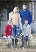 Sirdar 23 Favourite Aran Knits 513 Knitting Pattern Book  Aran