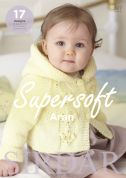 Sirdar Supersoft Aran 517 Knitting Pattern Book  Aran