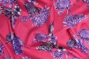 Storrs London Egyptian Cotton Lawn Fabric  Pink