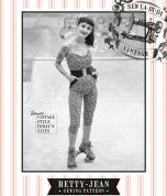 Sew La Di Da Vintage Ladies Sewing Pattern Vintage Style Betty Jean Jumpsuit