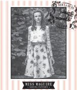 Sew La Di Da Vintage Ladies Sewing Pattern Vintage Style Miss Maguire Jacket, Top & Skirt