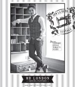 Sew La Di Da Vintage Mens Sewing Pattern Vintage Style Mr London Waistcoat