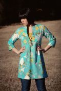 Sew Liberated Ladies Easy Sewing Pattern Schoolhouse Tunic
